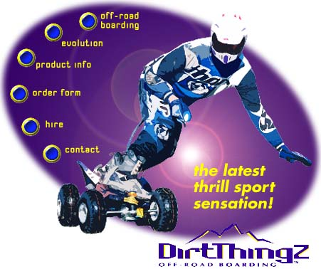 4wd off road motorized skateboard the dirtthingz from bordco. Black Bedroom Furniture Sets. Home Design Ideas